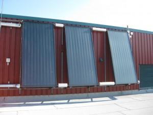 Weller Solar Panels
